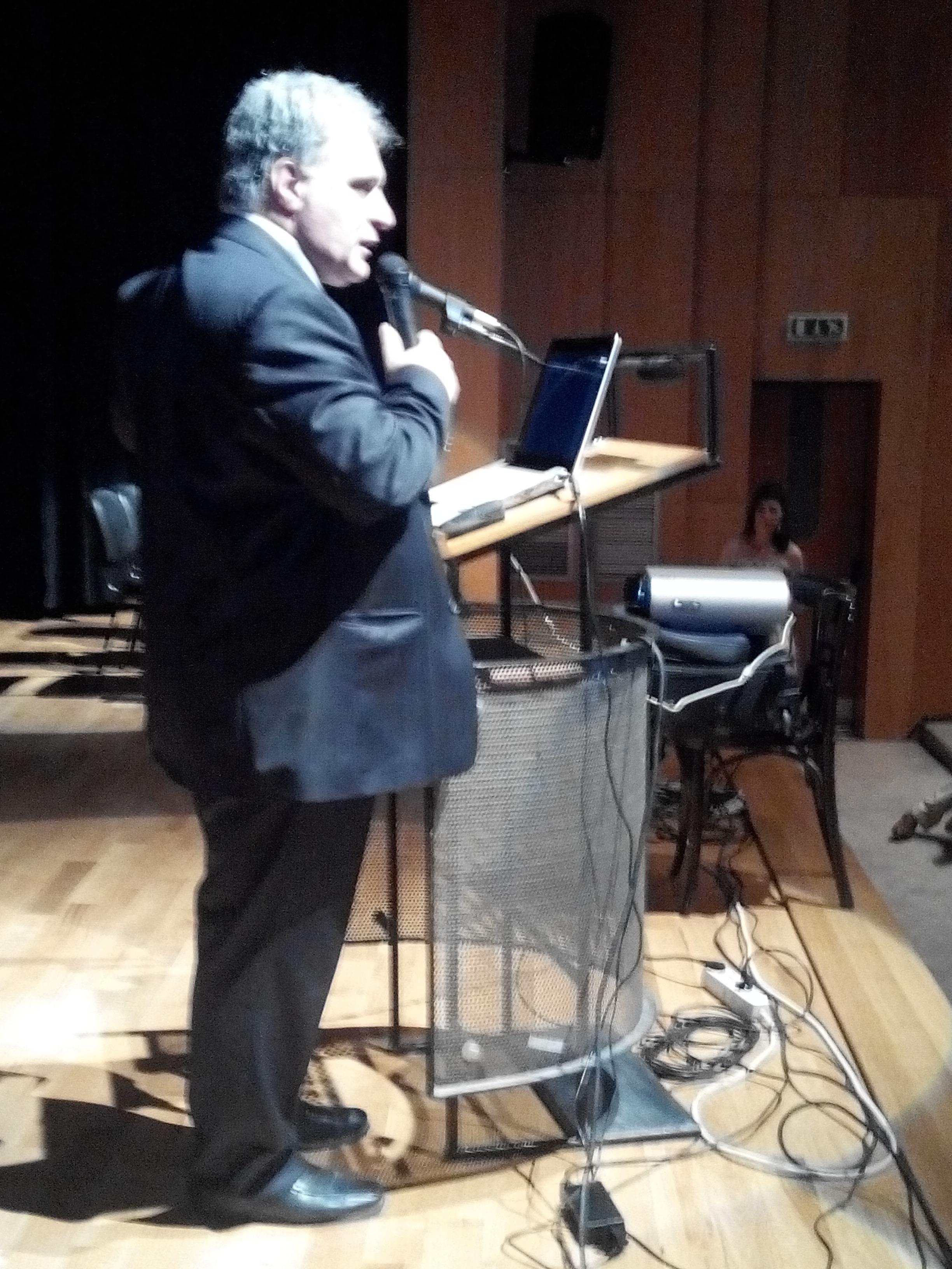 Ομιλία Καλαμάτα 2015